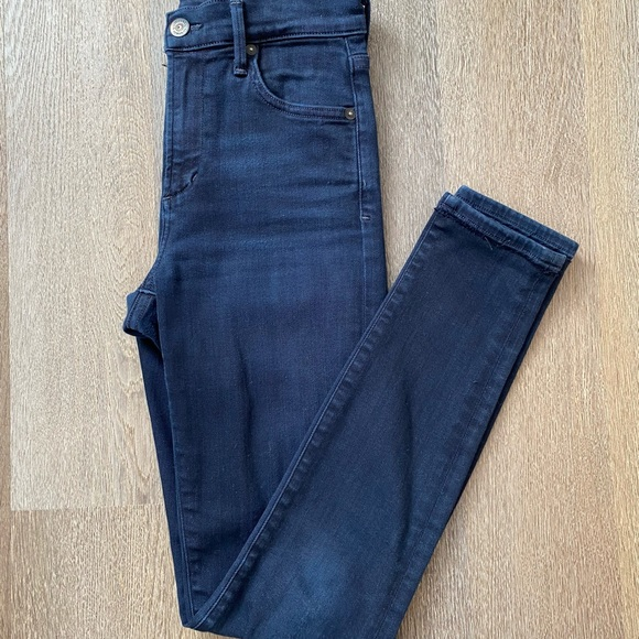 Citizens of humanity high rise rocket jeans